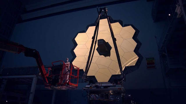 TechnoBlitz.it James Webb, il telescopio del futuro supera nuovi test
