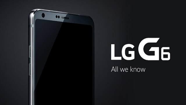 TechnoBlitz.it 20'000 LG G6 venduti nel giorno di lancio in Corea del Sud