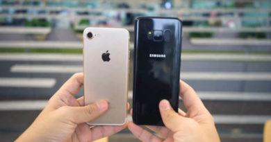 Video: comparativa tra Galaxy S8 e S8+ e i vari concorrenti!
