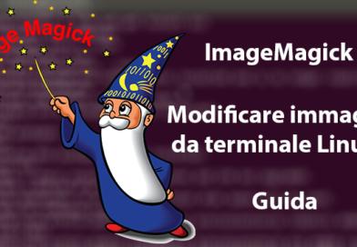 Come modificare immagini da terminale rapidamente su Linux – Guida