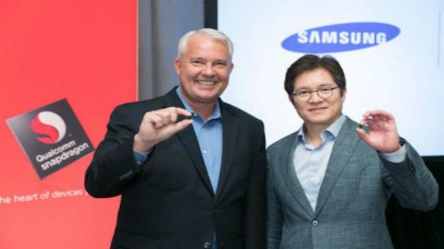 TechnoBlitz.it Il SoC Snapdragon 845 per il Samsung S9 è già in sviluppo