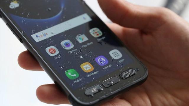 TechnoBlitz.it Samsung dopo S8 e S8+, pensa ad S8 Active!