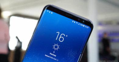"""Il Galaxy S8 ha il """"miglior display per smartphone in assoluto"""""""