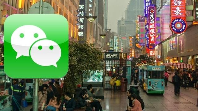 TechnoBlitz.it WeChat soggetto a censura in Cina