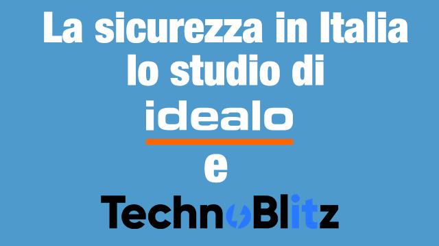 TechnoBlitz.it Come ci si difende dai furti in Italia? ecco un utile reportage di idealo.it