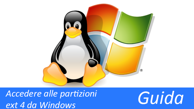 TechnoBlitz.it Come accedere alle partizioni ext4 (Linux) da Windows