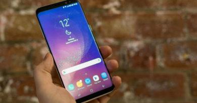 Samsung Galaxy S8, update in arrivo per risolvere problema display rossi