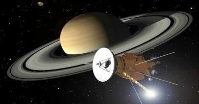 TechnoBlitz.it Breaking News Cassini: il primo passaggio tra gli anelli è andato a buon fine