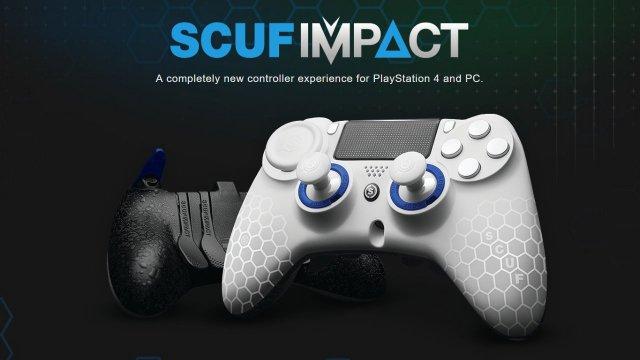 TechnoBlitz.it Ora disponibile il Nuovo Scuf Impact