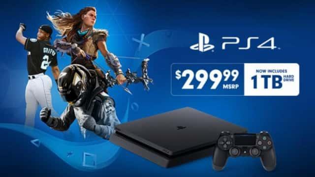 TechnoBlitz.it PS4 slim si rinnova: 1 TB di hardware, prezzo invariato