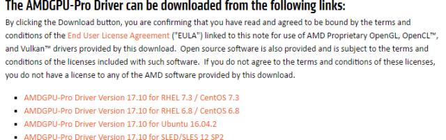 Driver AMD per Ubuntu