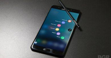 Un prototipo del Galaxy Note 8 con dual-camera compare online