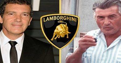 Antonio Banderas interpreterà Ferruccio Lamborghini nel film a lui dedicato