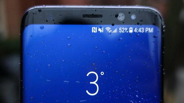 Alcuni Galaxy S8 sono più lenti di altri