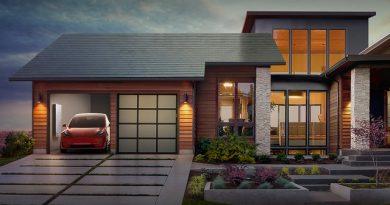 Musk, tetto solare