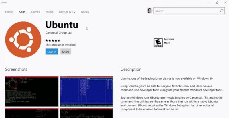 Nel Windows Store in arrivo Ubuntu, SuSE, Fedora e anche Apple iTunes