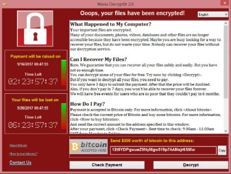 Emergenza virus WannaCrypt: Microsoft rilascia una patch di sicurezza per Windows XP