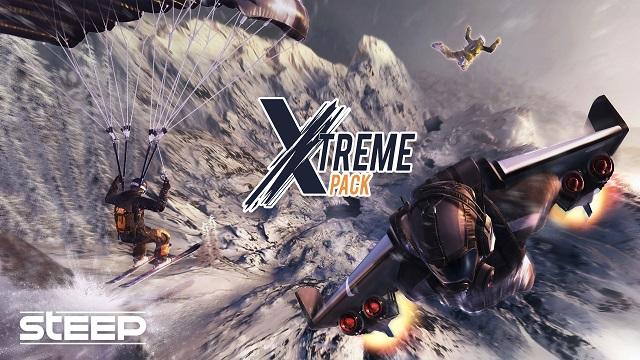 STEEP si aggiorna con il DLC Extreme Pack
