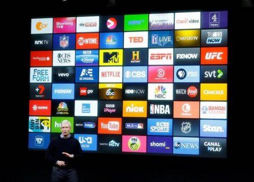 Apple presenta la compatibilità con le piattaforme streaming più conosciute