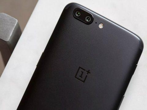 OnePlus 5: Capienza della batteria da 3300 mAh con Dash Charge