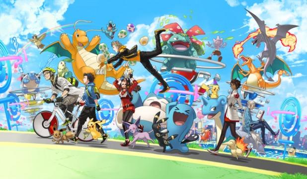 Pokémon Go celebra il primo anno con premi e creature speciali
