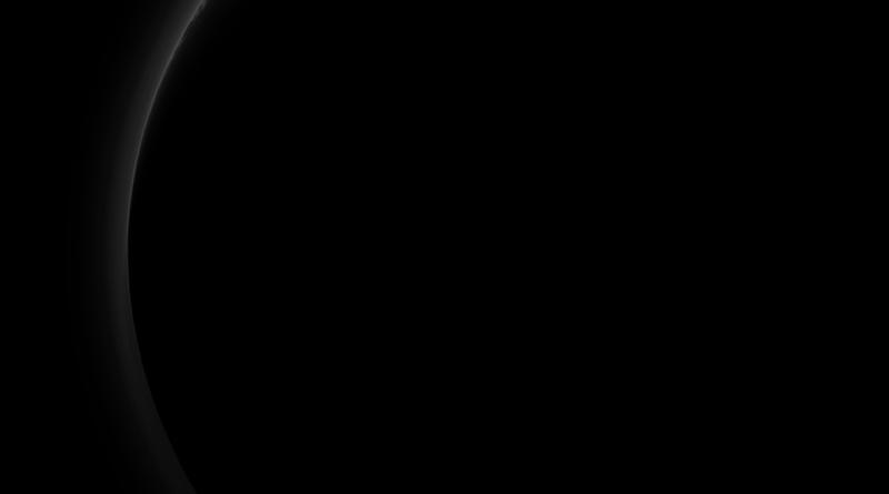 Sembra di vedere acqua su Plutone