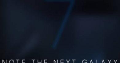 Samsung: ecco le ultime notizie sul prossimo Galaxy Note 7