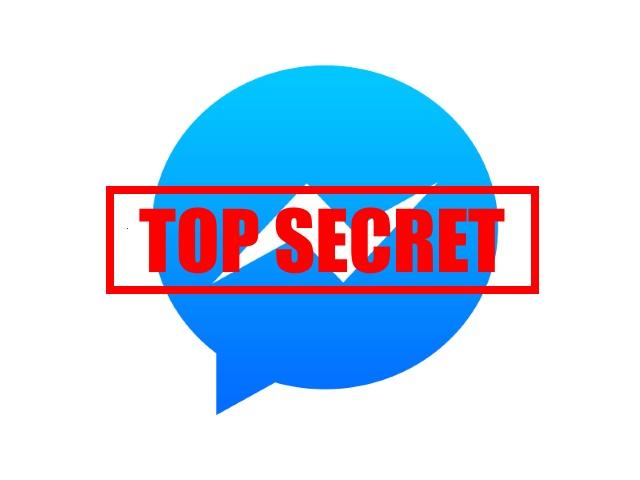 Messenger di facebook offrir i messaggi segreti for Segreti facebook