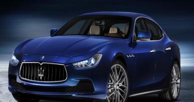Maserati aggiunge Android Auto su tre modelli
