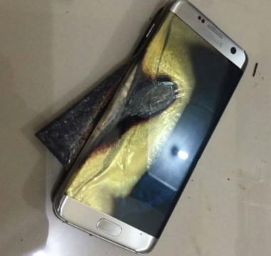 Galaxy S7 Edge del proprietario
