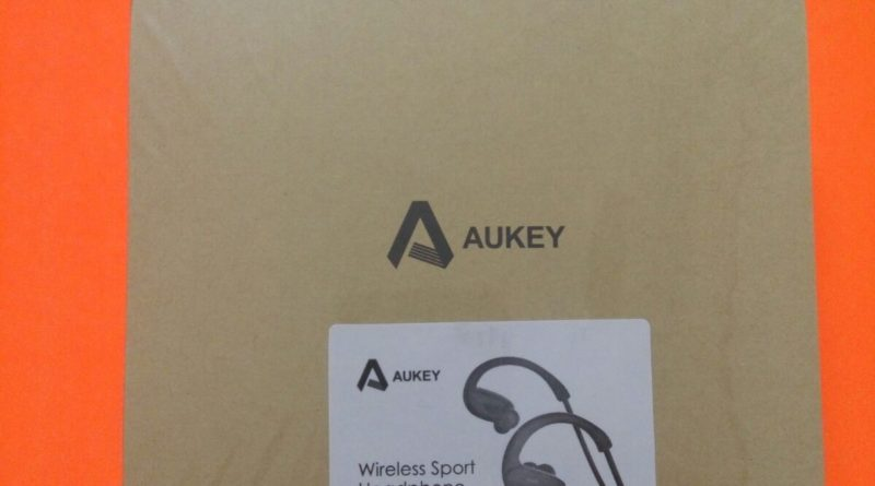 Recensione AUKEY Wireless Sport Headphone