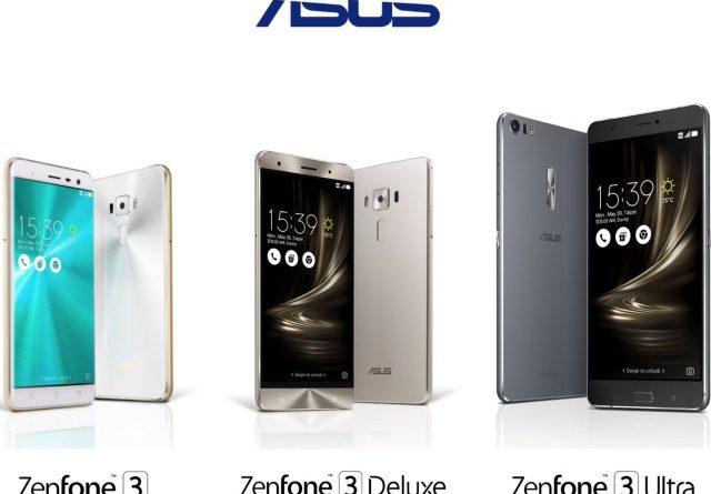zenfone 3 presentati da asus con video spot