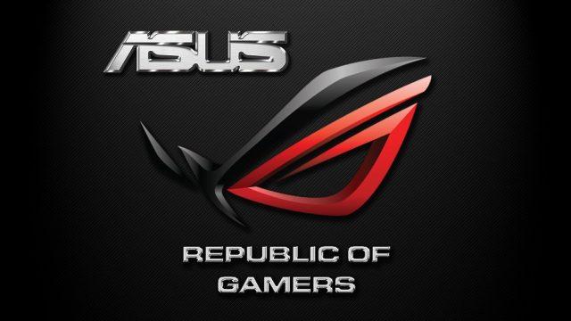 Tutta lo stand dell'ASUS alla Milano Games Week