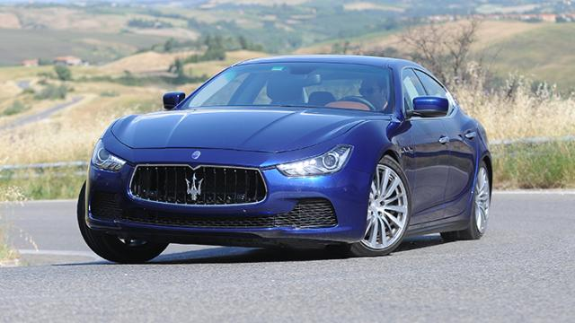 Maserati presenterà l'auto elettrica non prima del 2020