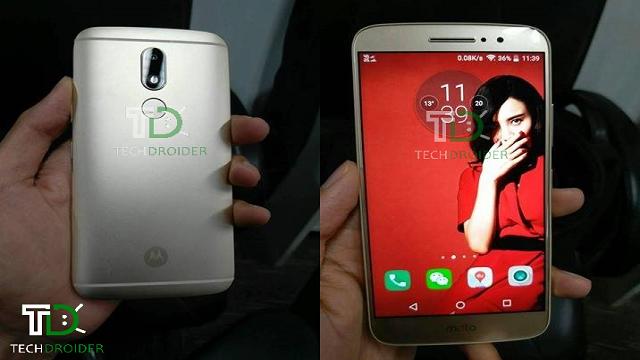 Nuove immagini leaked di Lenovo Moto M