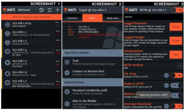 zanti app