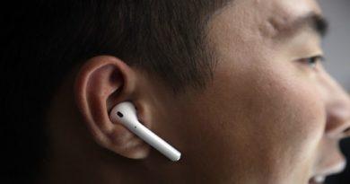 Apple sostituirà un AirPod perso per 69 dollari