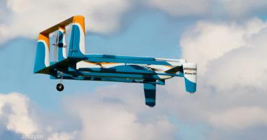 Amazon: Prima consegna tramite drone