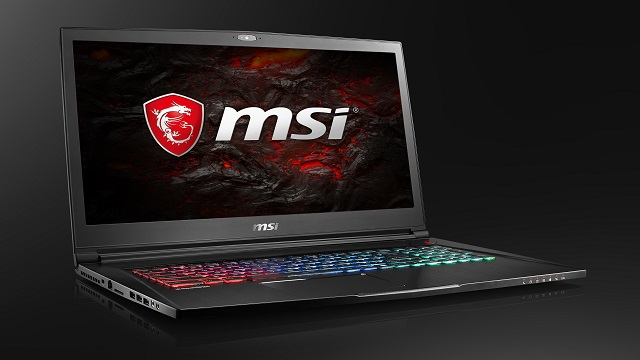 CES 2017: nuovi notebook MSI
