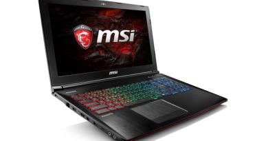 MSI: portatili GE72 e GE62 aggiornati, disponibili in Italia