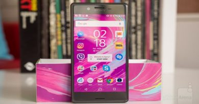 Sony Xperia X riceve Android 7.1.1 Nougat