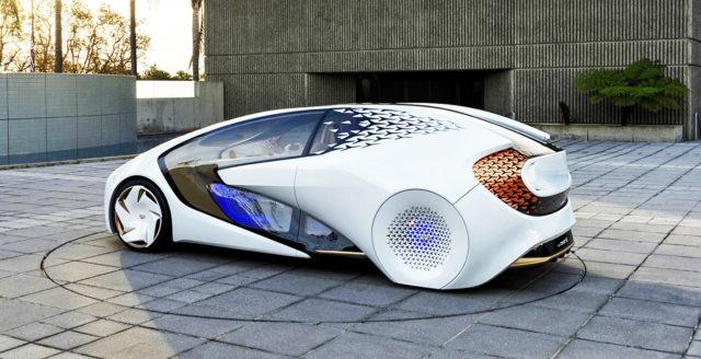 Il nuovo concept di Toyota, sviluppato come una tecnologia ambientale