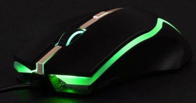 Recensione del Mouse da Gaming AUKEY KM-C3