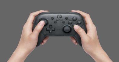 Nintendo Switch Pro controller Funzionante anche su PC
