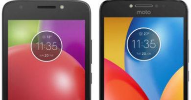 Immagini dei Moto E4 e Moto E4 Plus trapelate online