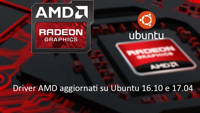 AMDGPU-PRO: Driver AMD per Ubuntu non-LTS