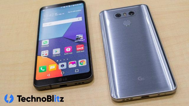 Nuovo smartphone LG in arrivo, una via di mezzo tra G6 e V20 ma con una novità
