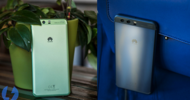 Huawei presenta due nuovi P10 e P10 Plus