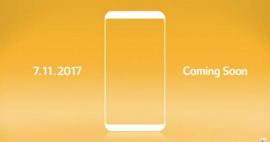 LG G6 Mini (LG Q6) in arrivo l'11 luglio con FullVision Display e riconoscimento facciale