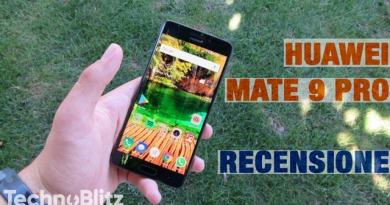 Huawei Mate 9 Pro: recensione del miglior top di gamma attuale di Huawei